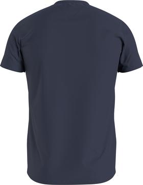 Slim Fit T-Shirt mit hochgeschlossenem Design