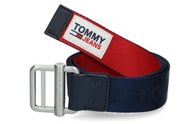 TJM Logo Webbing Belt 3.5