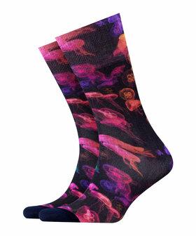 Socken Jelly Fish