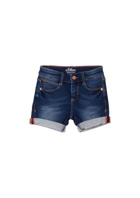 Jeans-Bermuda