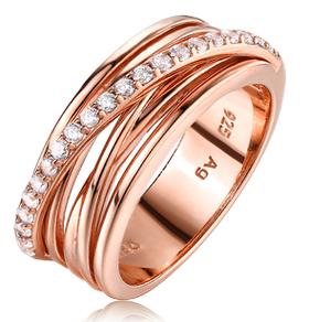 """Ring """"SR171067CZ1"""""""
