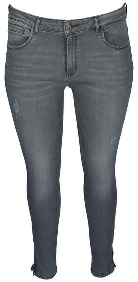 Curvy Carkarla Reg Ankle Jeans