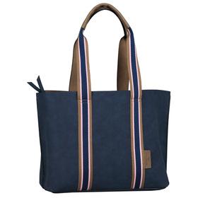 Danja Shopper, Zip shopper L mid blue