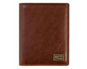 Japan Wallet, cognac