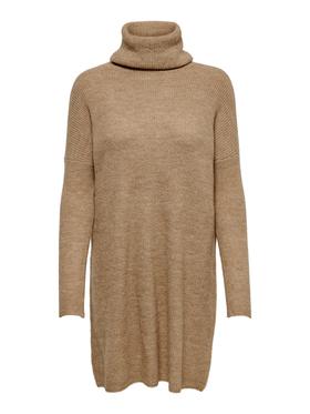 ONLJANA L/S COWLNCK DRESS  WOOL KNT NOOS