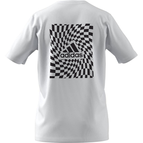 """T-Shirt """"Race Flag Front and Back Graphic"""""""
