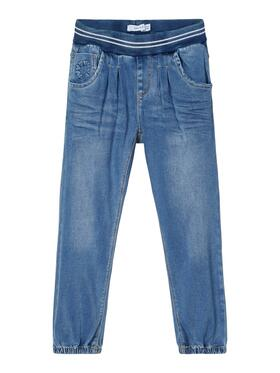Jeans im Baggy-Schnitt
