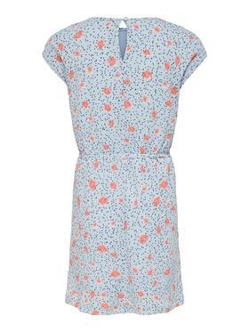 KONPELLA MAY S/S O-NECK DRESS JRS