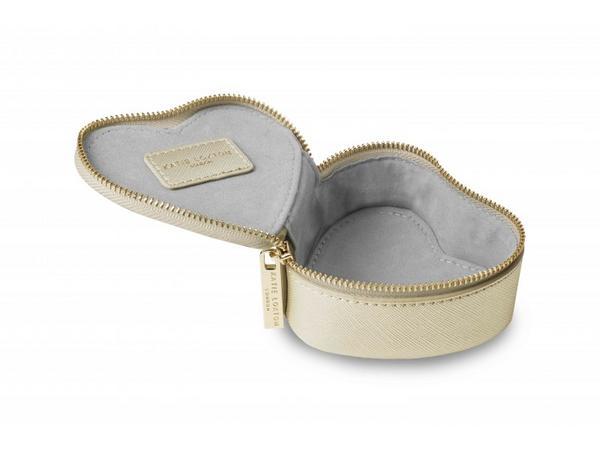 Heart Travel Jewellery Case - Sparkle everyday