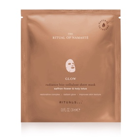 The Ritual of Namaste Glow Radiance Sheet Mask 24 ml