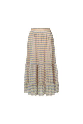 Skirt printed mesh