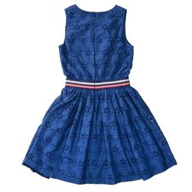 Staccato JETTE Kleid mit Lochstickerei