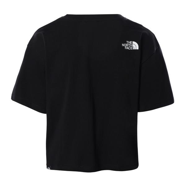 Women's Cropped Fine T-Shirt