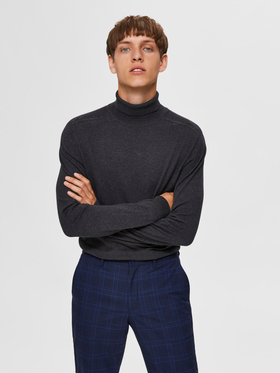 SLHBERG ROLL NECK B NOOS