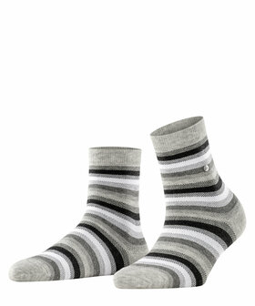 Socken Organic Stripe