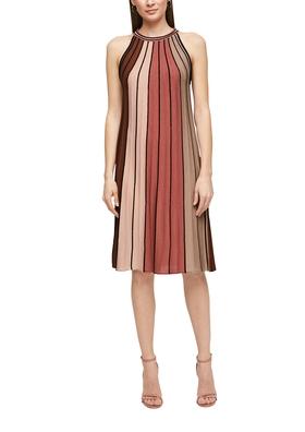 Feinstrick-Kleid