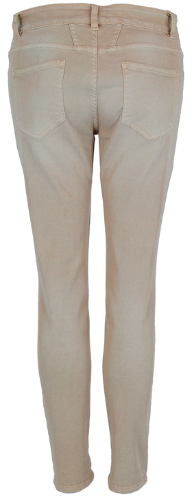 "Coloured Soft Stretch Denim Jeans ""Baker"""