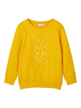 Sweatshirt mit Käfer-Motiv