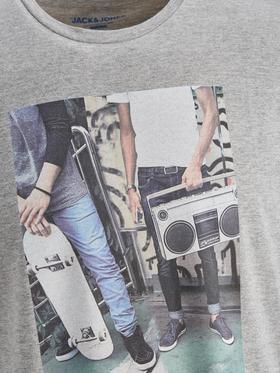 T-Shirt mir Print