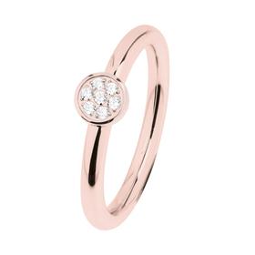 "Ring ""Stahl R458.WH"", Gr. 58"