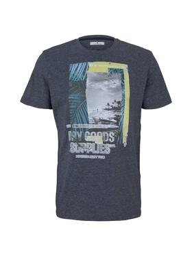 print t-shirt grindle fabric