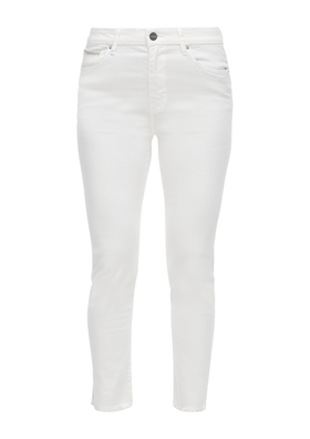 Skinny Fit: 7/8-Stretchjeans