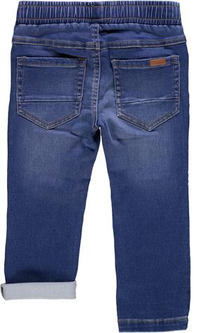 Jeans aus Sweat-Denim
