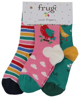 """3er-Socken-Set """"Rock My Socks"""""""