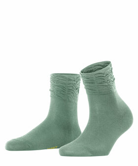 Socken Soft Pleats