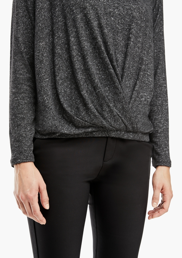 Jersey Langarmshirt