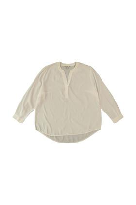 CURVY Bluse aus LENZING™ ECOVERO™