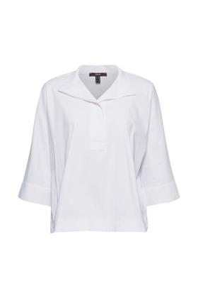 Schlupf-Bluse im Kimono-Style
