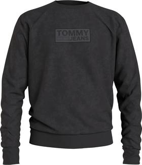Sweatshirt mit gleichfarbigem Logo