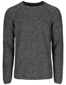 Pullover aus Merinowolle-Mix