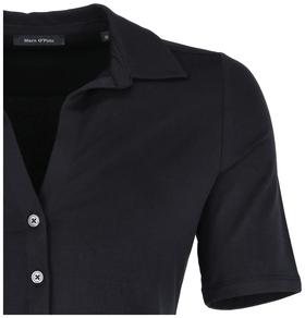 Jersey blouse, short sleeve, classi