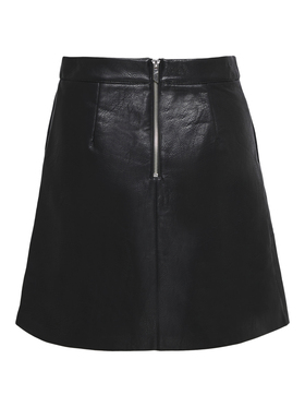ONLLISA FAUX LEATHER SKIRT CC OTW