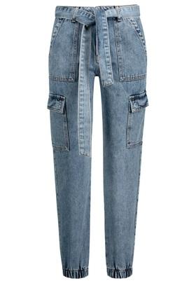 Jeans im Cargo Look