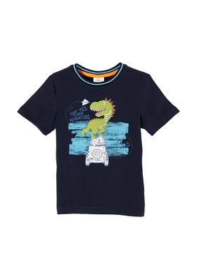 T-Shirt mit Aufruck