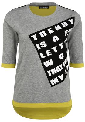 Sweat Shirt 3/4 Arm