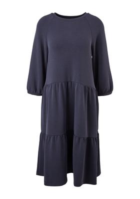 Interlockjersey-Kleid