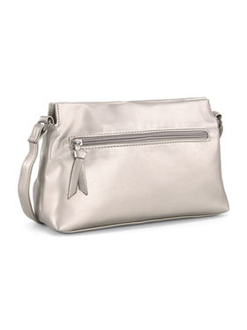 ANDRA Cross bag, oldsilver