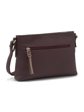 ELINA Cross bag, mixed red