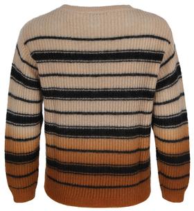 Pullover mit Dégradé-Effekt