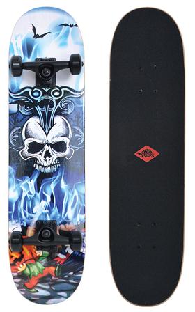 """Skateboard """"Grinder Inferno"""""""