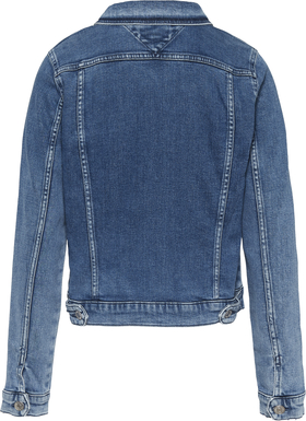Denim-Truckerjacke