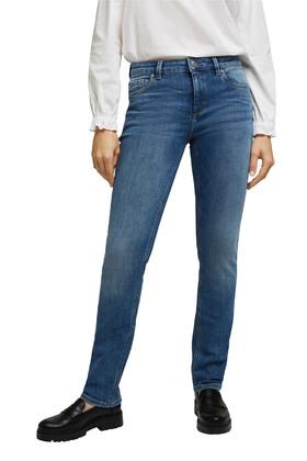 Stretch-Jeans mit Organic Cotton