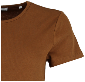 T-shirt, shortsleeve, roundneck, ri