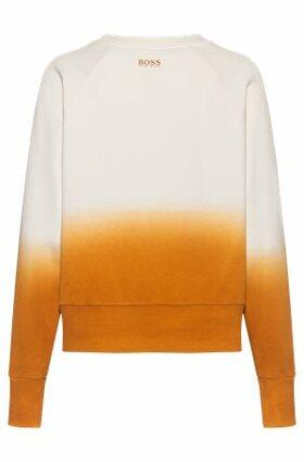 """Sweatshirt mit Farbverlauf """"C_Edip"""""""