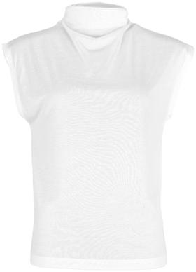 """T-Shirt """"Namira"""" mit Stehkragen"""