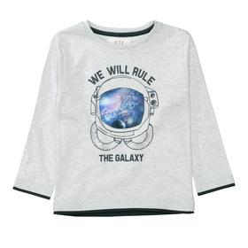 "Langarmshirt mit Wackelbild ""Galaxy"""